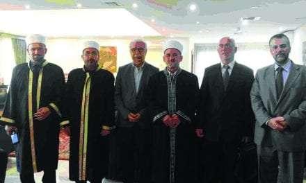 Συνάντηση Μουφτήδων με τον Υπουργό Παιδείας