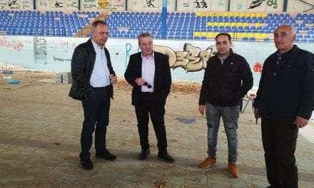 Δήμαρχος Ξάνθης:  «Το Κολυμβητήριο θα λειτουργήσει και δεν θα κλείσει ποτέ ξανά»