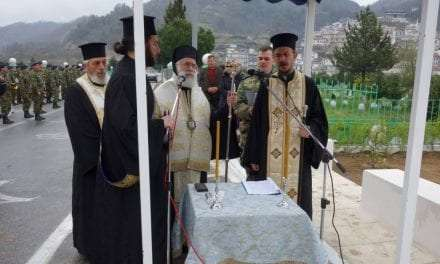 Εορτασμός Μάχης των Οχυρών 7 Απρ.2018  και Εκκλησιασμός στον Εχίνο