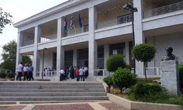 Με 206 άτομα οκτάμηνης σύμβασης ολοκληρώνεται η στελέχωση των υπηρεσιών του Δήμου Ξάνθης