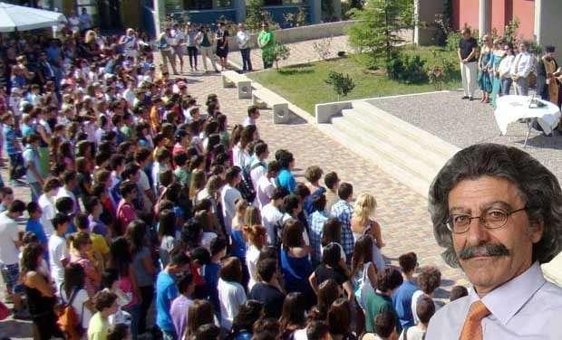 Σταύρος Λίτσας:»στο ΑΞΙΟΝ καταφέρνουμε όλα τα χρόνια να έχουμε όλους (100%) τους αποφοίτους μας σε ΑΕΙ»