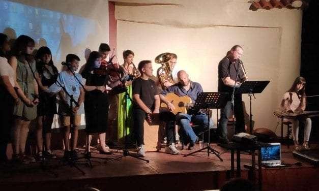 Παρουσίαση μουσικού δίσκου Χρήστου Χατζόπουλου στη ΦΕΞ