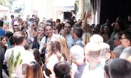 """Μητσοτάκης από Αλεξανδρούπολη:  """"Δεν δικαιολογείται  κανένας εφησυχασμός"""""""