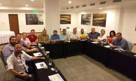 """Συνάντηση Εκλεγμένων Περιφερειακών Συμβούλων της """"Περιφερειακής Σύνθεσης"""""""