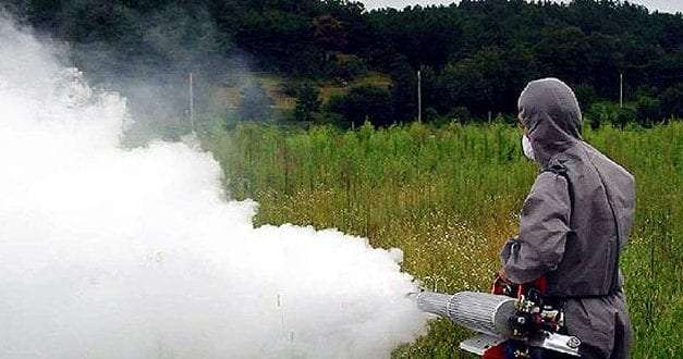 Ψεκασμοί για την καταπολέμηση κουνουπιών στο Ν. Ζυγό <br> <span style='color:#777;font-size:16px;'>ΑΝΑΚΟΙΝΩΣΗ ΤΗΣ Δ/ΝΣΗΣ ΔΗΜΟΣΙΑΣ ΥΓΕΙΑΣ & ΚΟΙΝ. ΜΕΡΙΜΝΑΣ Π.Ε ΞΑΝΘΗΣ </span>