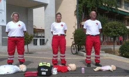 «Παγκόσμια Ημέρα Πρώτων Βοηθειών»,