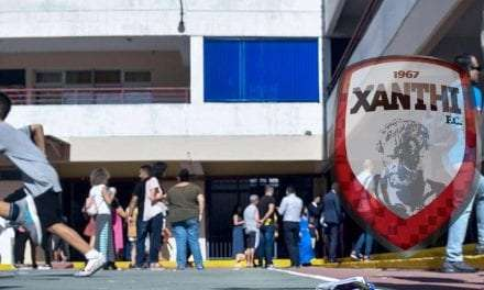 Η XANTHI FC ΣΤΗΝ 6Η ΠΑΝΕΛΛΗΝΙΑ ΜΕΡΑ ΣΧΟΛΙΚΟΥ ΑΘΛΗΤΙΣΜΟΥ