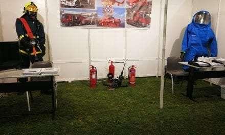 Η Πυροσβεστική Υπηρεσία στην 2η έκθεση τοπικών προϊόντων