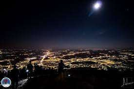 Nυχτερινή ανάβαση στο Αυγό – στην κορυφή Σταύρος Τσακίρης
