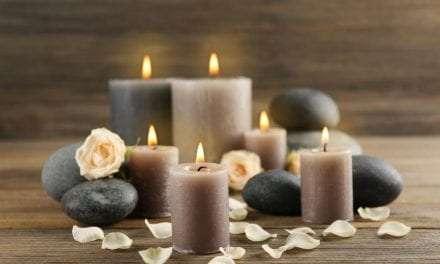 Διακόσμηση σπιτιού με κεριά