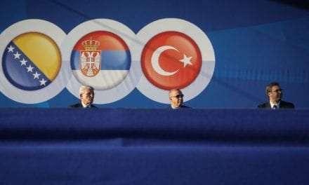 Μοντέλο για τη Θράκη, το «πολιτικό ισλάμ» του Ερντογάν στα δυτικά Βαλκάνια <br> <span style='color:#777;font-size:16px;'>Συνδυάζει τη θρησκευτική διπλωματία με το «πολιτικό ισλάμ».</span>