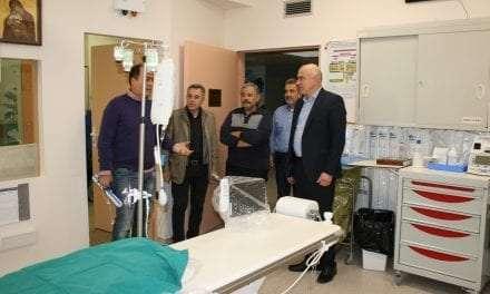598.000 ευρώ από το ΕΣΠΑ της Περιφέρειας ΑΜΘ για τη Στεφανιαία Μονάδα και τις Καρδιολογικές Κλινικές του νοσοκομείου Αλεξανδρούπολης