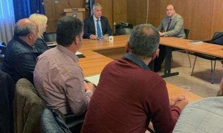 ΚΤΗΝΟΤΡΟΦΙΚΟΙ ΣΥΛΛΟΓΟΙ ΑΜΘ:Ενημέρωση για τη συνάντηση κτηνοτρόφων της ΑΜΘ με τον Υπουργό ΑΑΤ κ.Μ.Βορίδη