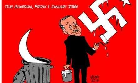 Όσο μεγαλύτερο το ψέμα… <br> <span style='color:#777;font-size:16px;'>«Όσο μεγαλύτερο το ψέμα, και όσο περισσότερο επαναλαμβάνεται, τόσο πιο πιστευτό γίνεται» Πάουλ Γιόζεφ Γκαίμπελς, Υπουργός Προπαγάνδας Ναζιστικής Γερμανίας, 1933 – 1945</span>