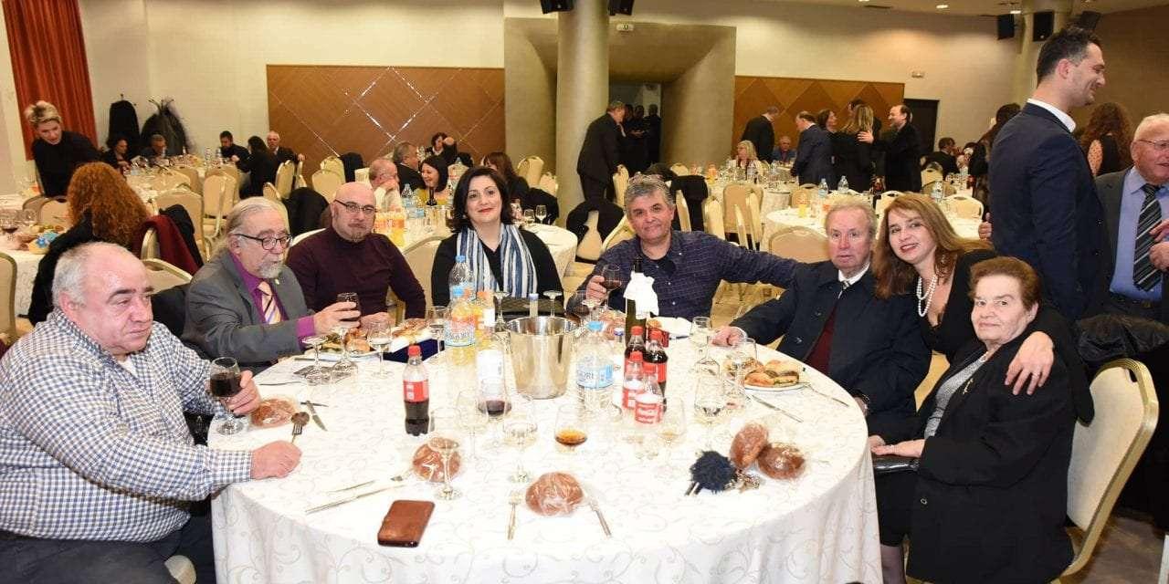 Η Προσφώνηση του Μιχάλη Σπανίδη στην εκδήλωση του ΕΒΕ Ξάνθης