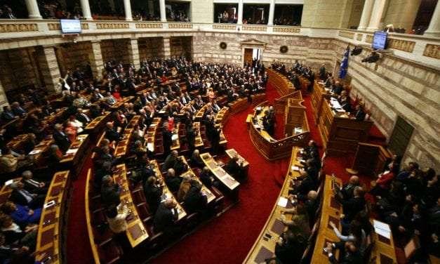 Με 38% , 50  έδρες …δώρο <br> <span style='color:#777;font-size:16px;'>Ανακοίνωση του Γραφείου Τύπου του ΣΥΡΙΖΑ</span>