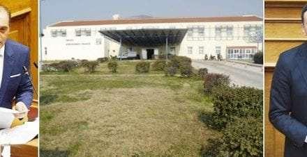 Ερώτηση Κ. Βελόπουλου προς τον Υπουργό Υγείας  για την ακύρωση  χειρουργείων  στο νοσοκομείο Ξάνθης
