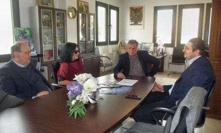 Ξεκίνησε η περιοδεία των Προέδρων ΑΚΚΕΛ και ΕΠΑΜ στην Θράκη