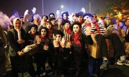 Σήμερα Σάββατο η μεγάλη καρναβαλική παρέλαση στην Κομοτηνή!