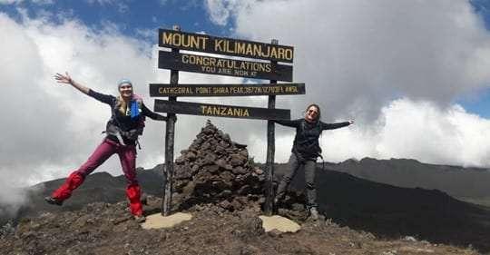Ορειβατική αποστολή  στην Τανζανία –  Κιλιμάντζαρο 5.895μ