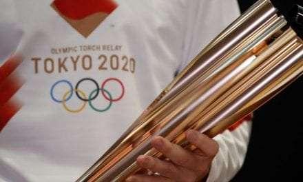 Η Ολυμπιακή Φλόγα στην Ξάνθη