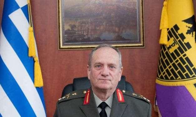 Συνάντηση ΕΣΠΕΑΜ/Θ με το Διοικητή του Δ΄ Σώματος Στρατού, Αντιστράτηγο Άγγελο Ιλαρίδη