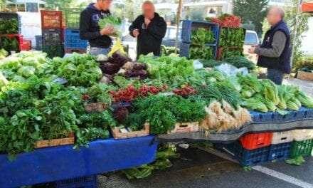 Λειτουργία Λαϊκών Αγορών στο Δήμο Αβδήρων