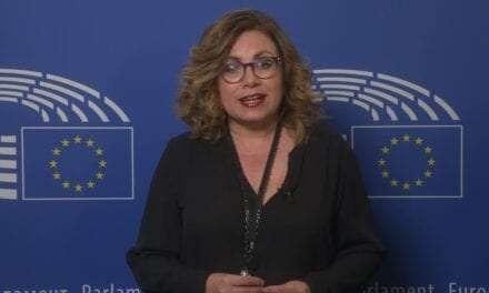 Υποψήφια για το βραβείο του Ευρωπαίου Πολίτη είναι η ομάδα εθελοντών 3D Print Covid-19 Xanthi Team <br> <span style='color:#777;font-size:16px;'>Πρόταση της Μαρίας Σπυράκη στο Ευρωκοινοβούλιο </span>