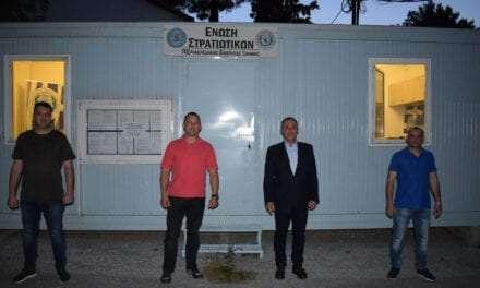 Περιοδεία του βουλευτή του ΚΚΕ Νίκου Παπαναστάση στην Ξάνθη