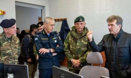 Δήλωση Υπουργού Προστασίας του Πολίτη, Μιχάλη Χρυσοχοΐδη  κατά την επίσκεψή του στον Έβρο