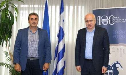 Ο Πρόδρομος Φωτακίδης ορίστηκε από τον Περιφερειάρχη ΑΜΘ στη νεοσύστατη θέση τουΠεριφερειακού Συντονιστή Πολιτικής Προστασίας