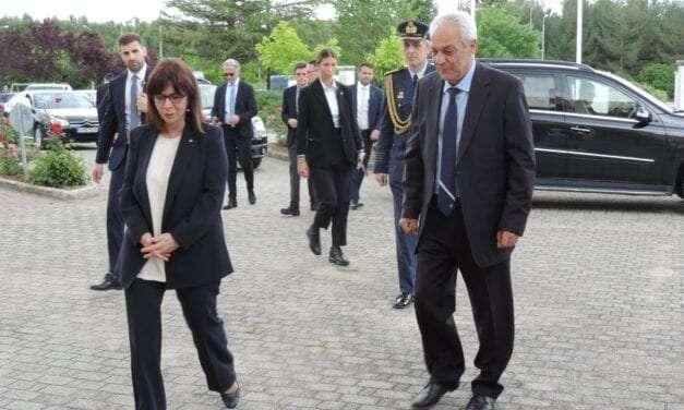 Επίσκεψη της Προέδρου της Δημοκρατίας στο ΔΠΘ
