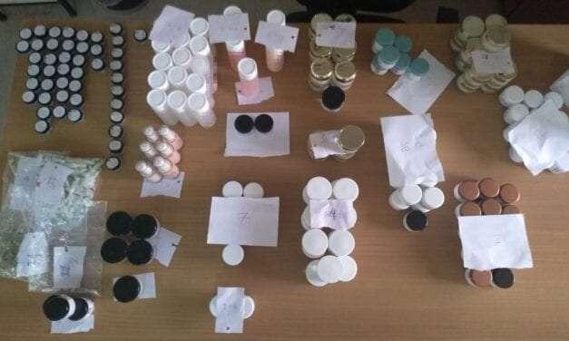 Συνελήφθη ημεδαπή για παράβαση της νομοθεσίας περί εμπορίας φαρμακευτικών και καλλυντικών προϊόντων <br> <span style='color:#777;font-size:16px;'>Κατασχέθηκαν 291 συσκευασίες καλλυντικών </span>