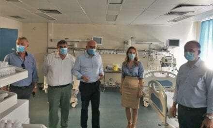 Επιπλέον 5,1 εκατομμύρια ευρώ από το ΕΣΠΑ της Περιφέρειας ΑΜΘ για τον εξοπλισμό των Νοσοκομείων Ξάνθης και Δράμας και των Κέντρων Υγείας της ΠΑΜΘ