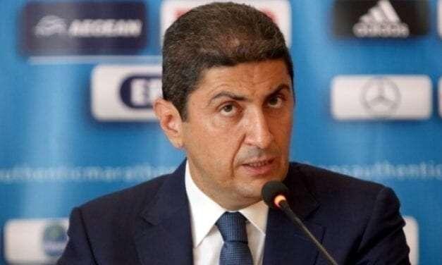 Τι είπε ο Αυγενάκης για την επανέναρξη των πρωταθλημάτων