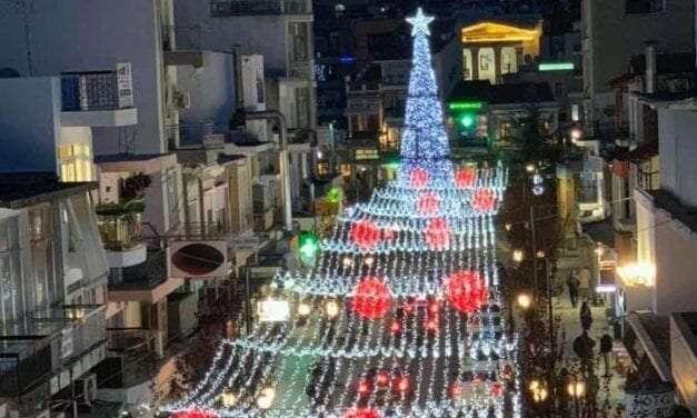 «Χριστουγεννιάτικο Διαδικτυακό anti-covid χωριό» <br> <span style='color:#777;font-size:16px;'>Μήνυμα Δημάρχου για χριστουγεννιάτικες εκδηλώσεις 2020</span>
