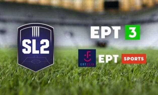 «Zαλίζουν» τα νούμερα της Super League 2! <br> <span style='color:#777;font-size:16px;'>Απίστευτα είναι τα νούμερα τηλεθέασης του πρωταθλήματος της Super League 2</span>