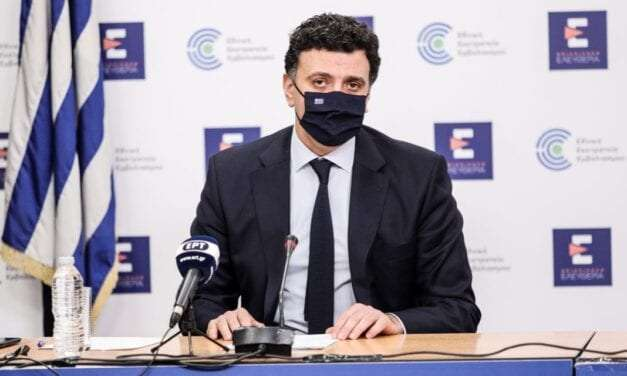 """Κικίλιας: """"Μας προβληματίζει η Ανατολική Μακεδονία και Θράκη"""""""