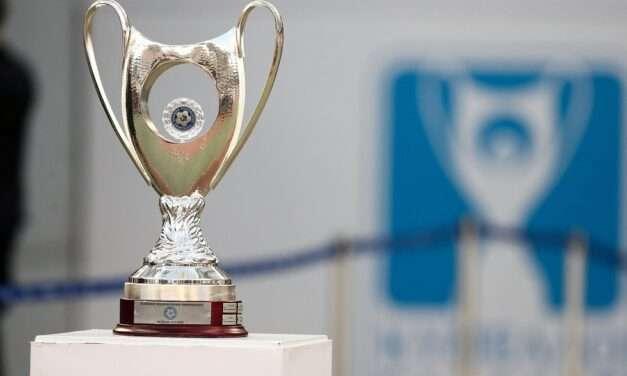Κύπελλο Ελλάδας: Τα αποτελέσματα της 3ης φάσης